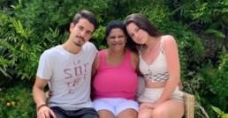 Babá dos filhos da Claudia Raia morreu por causa da Covid-19