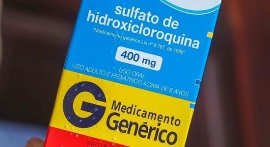 Em manifesto, médicos pedem cloroquina contra Covid-19