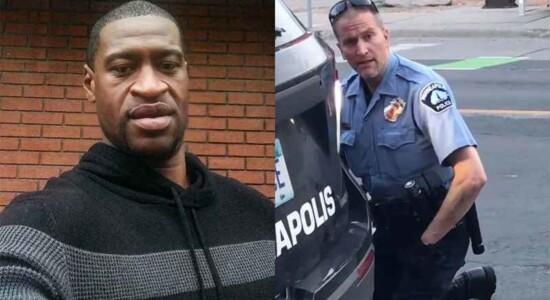 George Floyd e policial que o matou trabalharam juntos