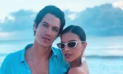 Mariana Rios e Lucas Kalil