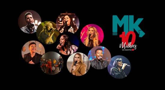MK Music - Live Especial 10 Milhões - 04/07 às 16h