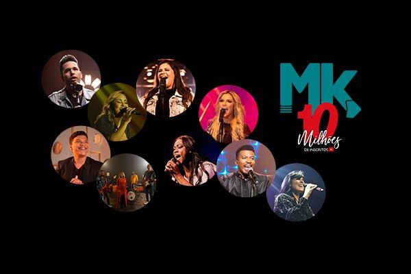 MK Music - Live Especial 10 Milhões - 27/06 às 16h