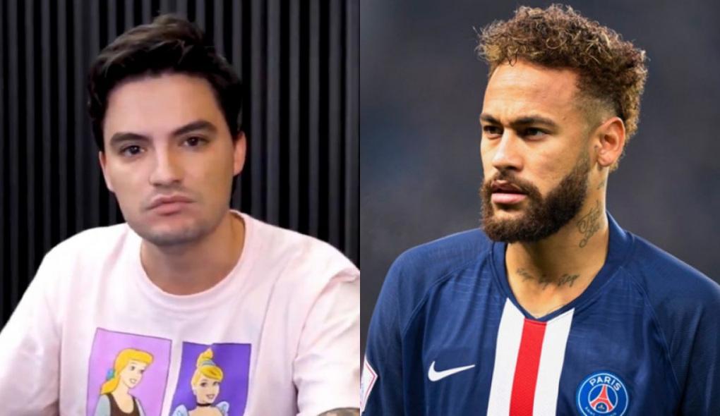 Felipe Neto Neymar
