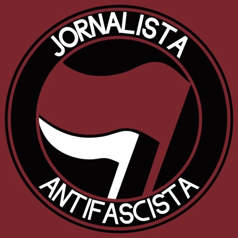 Categorias fizeram adaptações do símbolo que exalta anarquismo e comunismo
