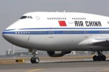 Air China é uma das empresas que estão suspensas nos EUA