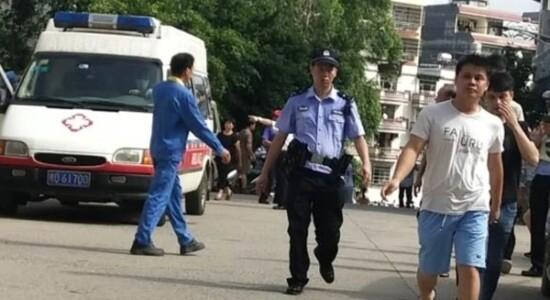 Alunos de escola na China foram alvos de ataque com faca