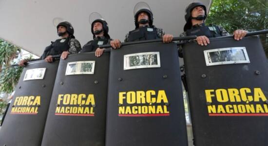 Bolsonaro sugeriu uso da Força Nacional em caso de descumprimento da lei em atos