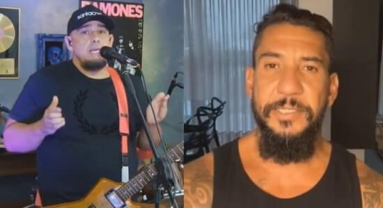 Digão e Rodolfo Abrantes fazem as pazes após 19 anos