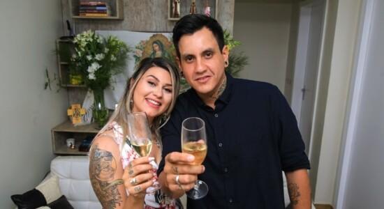 Sara Winter fica noiva: Depois da tormenta, vem a paz