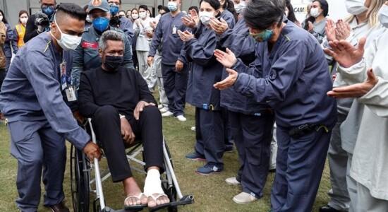 Prefeitura fechou Hospital de Campanha do Pacaembu