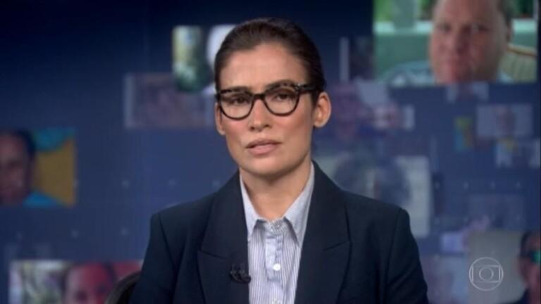 Criminoso exigia ver a apresentadora Renata Vasconcellos