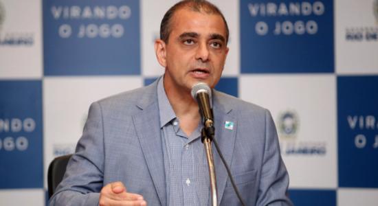 Ex-secretário de Saúde Edmar Santos