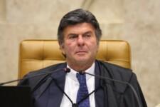 Ministro Luiz Fux, presidente do Supremo Tribunal Federal
