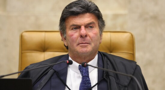 Ministro Luiz Fux, do Supremo Tribunal Federal