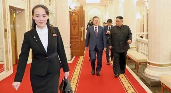 Kim Yo-Jong é a conselheira mais influente do irmão, Kim Jong-Un