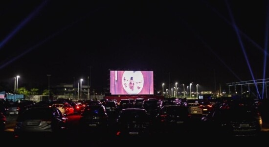 Drive-In retorna por causa da falta de cinemas