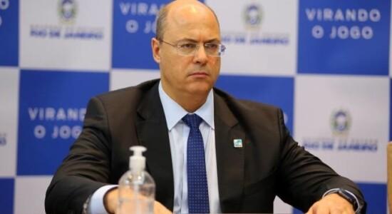 Governador afastado Wilson Witzel