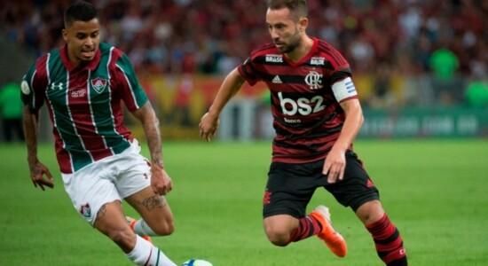 Jogo entre Flamengo e Fluminense será transmitido pelo SBT