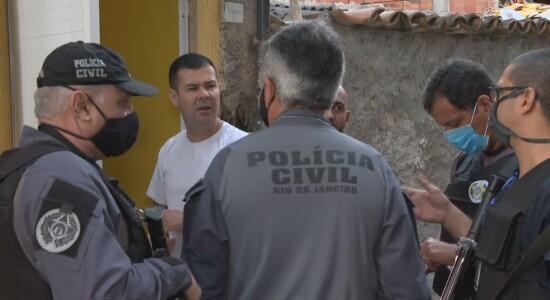 Policiais são alvos de operação contra milícia no Rio de Janeiro