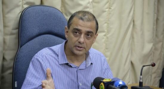 Ex-secretário de Saúde do RJ, Edmar Santos