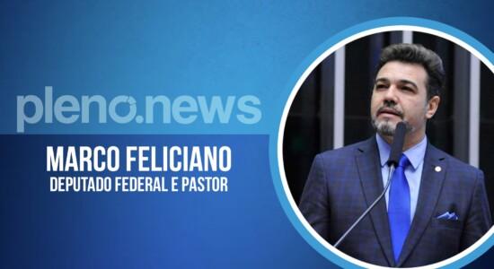 Feliciano conversa com o Pleno.News
