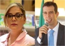 Marisa Lobo criticouRenato Feder nas redes sociais