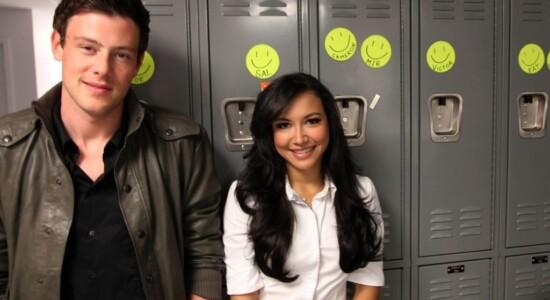 Naya Rivera e Cory Monteith