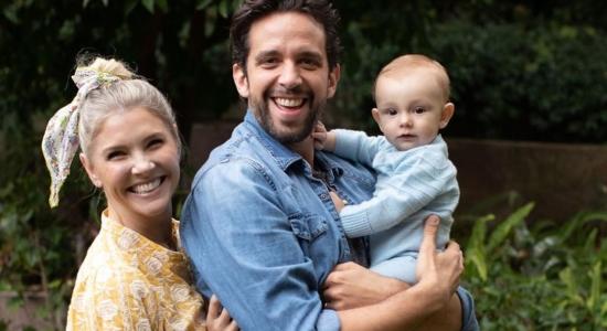 Nick Cordero morre e deixa mulher e filho