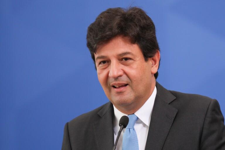 Luiz Henrique Mandetta foi criticado na internet