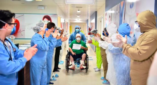 Mundo chega a 6 milhões de curados da Covid-19