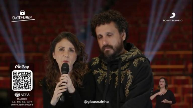 Leonardo Gonçalves faz live solidária com vários artistas