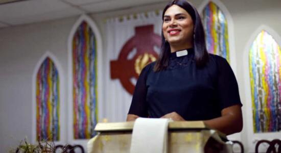 Reverenda Alexya Salvador