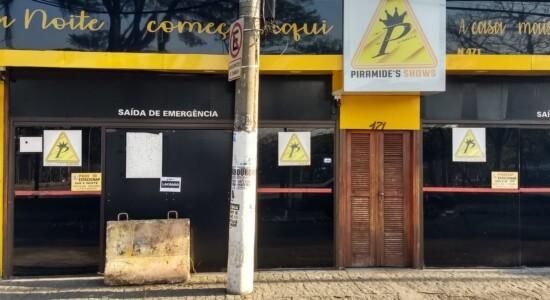 Bar em São Paulo