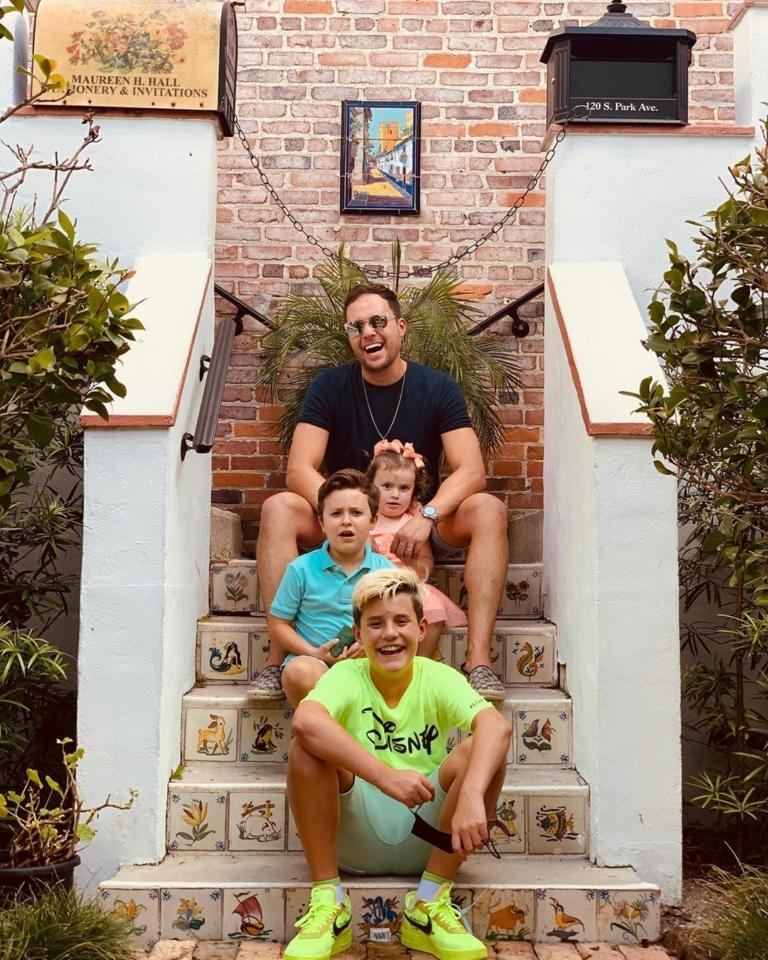André Valadão é pai de três filhos