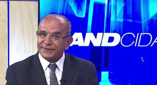 Jornalista Milton Cardoso fez comentário em defesa do presidente Jair Bolsonaro