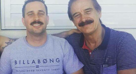 Policial militar Victor Pinto, morto no último sábado