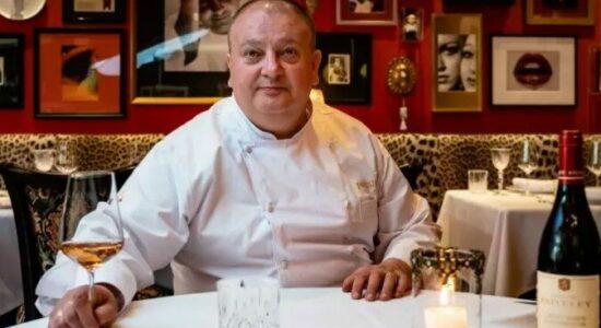 Restaurante de Erick Jacquin foi fechado por descumprir regras