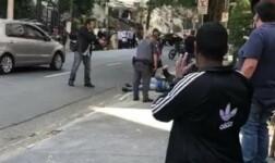Wajngarten abordou bandido que tentou assaltá-lo em São Paulo