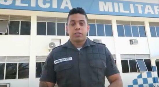 PM Gabriel Monteiro