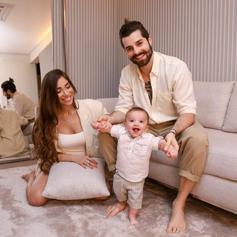Alok e Romana estão grávidos