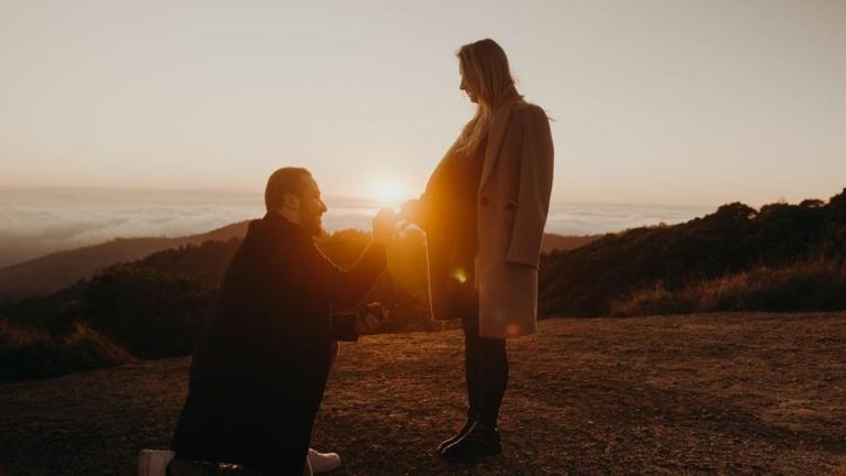 Isaias Saad ficou noivo