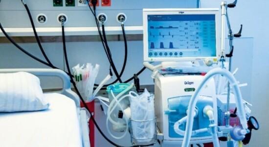 Respiradores mecânicos