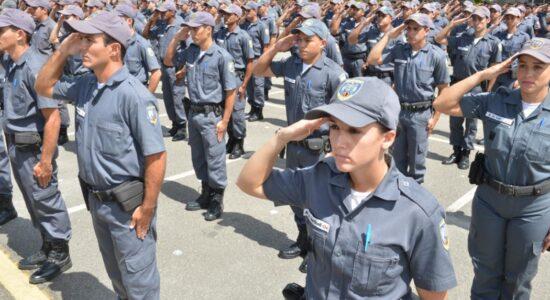 Pelo menos 41% dos praças da PM apoiam Jair Bolsonaro