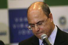Ex-governador do Rio de Janeiro, Wilson Witzel