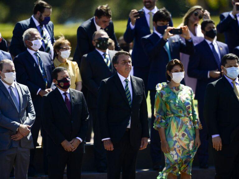 Solenidade pelo Dia da Independência em Brasília