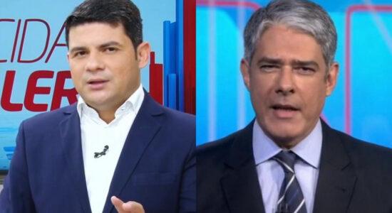 Jornalista da Record rebate críticas da Globo ao governo