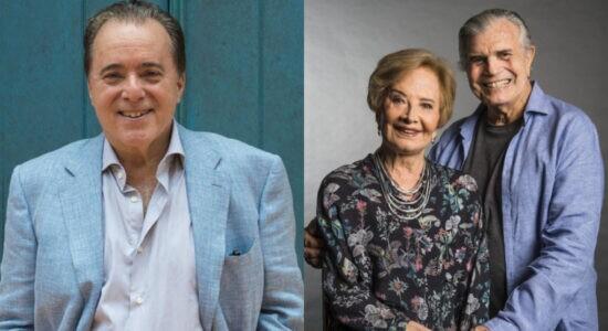 Tony Ramos comenta demissões da Globo e lamenta saída de Gloria e Tarcísio