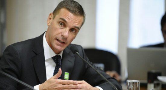 Novo presidente do Banco do Brasil, André Brandão