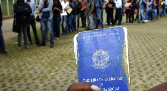 Banco Mundial alertou que desemprego deve perdurar em razão da pandemia
