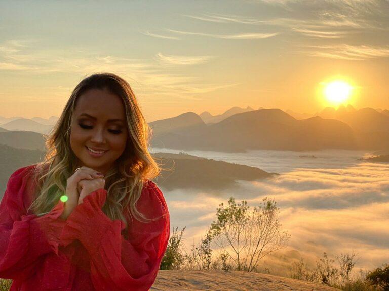 Bruna Karla grava clipe pela MK Music